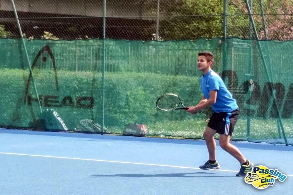 Rencontre interclub tennis